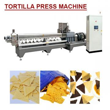 380v/50hz Automated Systems Tortilla Press Machine With Low Consumption