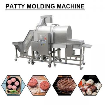 Fully Automatic Non-polluting Patty Molding Machine,Commercial Hamburger Patty Press
