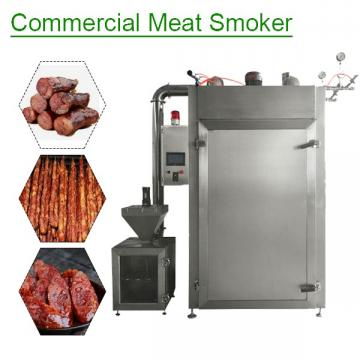 Non-polluting Fully Continuous Commercial Meat Smoker,Commercial Food Smoker