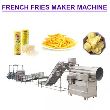 85kw Automatic Eco-friendly French Fries Maker Machine With Energy Saving