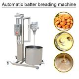 High-power Fully Continuous Automatic Batter Breading Machine With Flour As Raw Material