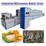 100kw Economic And Efficient Industrial Microwave Batch Oven,Easy Installed