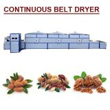 Customized Low Price Continuous Vacuum Belt Dryer,Industrial Vacuum Dryer