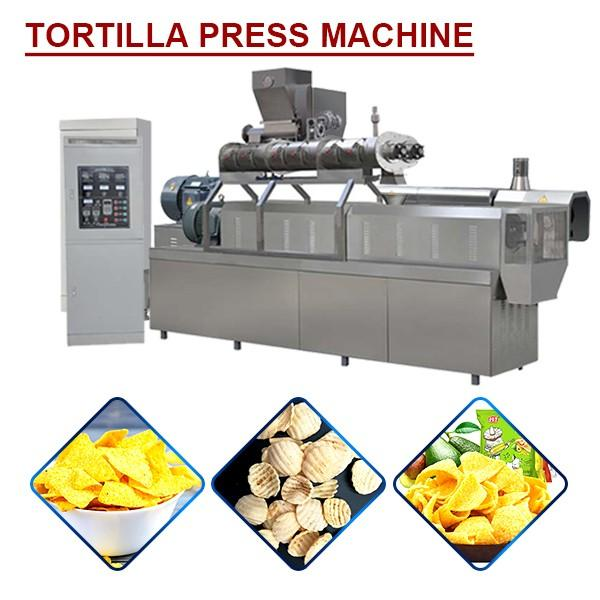 High Quality Eco-friendly Tortilla Press Machine For Chapati,Low Cost High Output #1 image