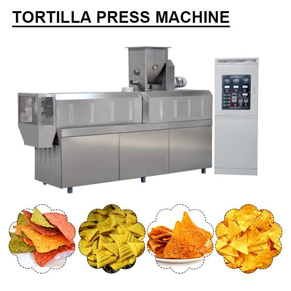 Ce Certification Easy-operation Tortilla Press Machine With Long Lifetime #1 image