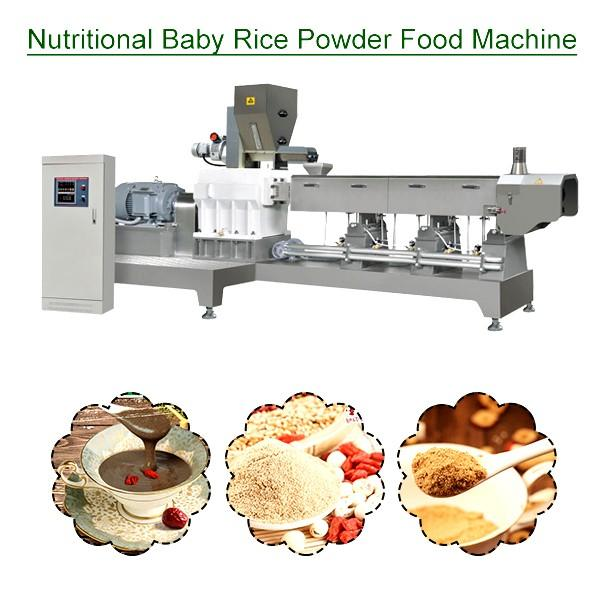 Easy-operation 304 Stainless Steel Material Nutritional Baby Rice Powder Food Machine,No Pollution #1 image