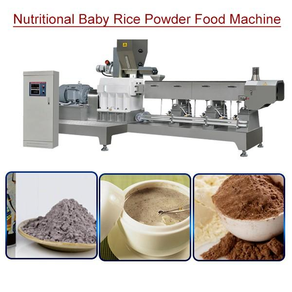 Ce Certification Smart Control Nutritional Baby Rice Powder Food Machine With Long Lifetime #1 image