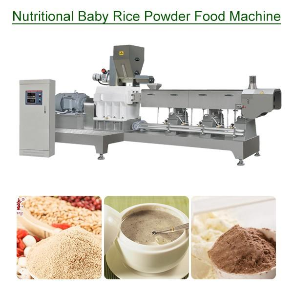 1500-3000pcs/h Full Automatic Nutritional Baby Rice Powder Food Machine,Low Cost High Output #1 image