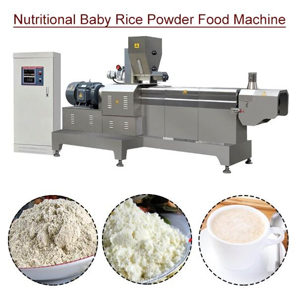 85kw Automated Systems Nutritional Baby Rice Powder Food Machine With Energy Saving #1 image