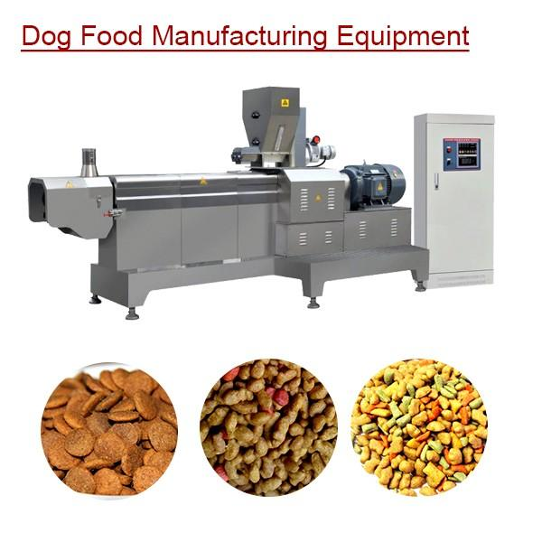 High Efficiency  Easy Operation Dog Food Manufacturing Equipment For Dog Food,Low Noise #1 image