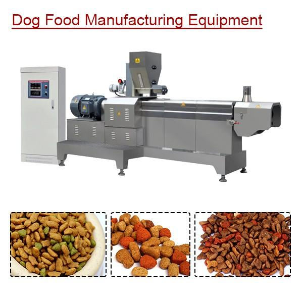 100kw High Productivity Dog Food Manufacturing Equipment With Noiseless Running #1 image