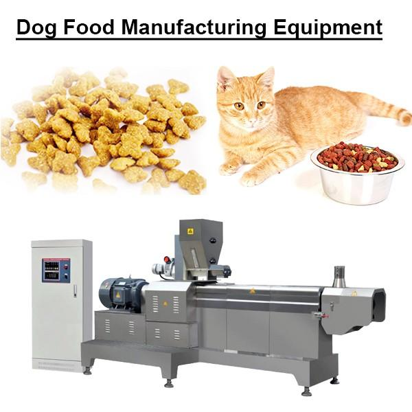Multifunction  Low Cost High Output Dog Food Manufacturing Equipment,Dog Food Extruder Machine #1 image