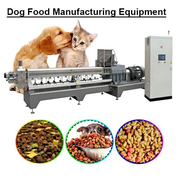 Full Automatic Stainless Steel Food Grade Dog Food Manufacturing Equipment,Dog Food Processing Equipment #1 image