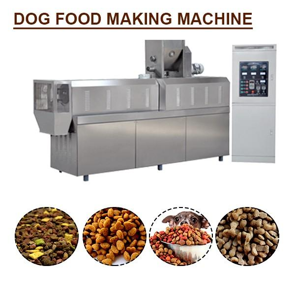 60-80kg/h Smart Control Dog Food Manufacturing Equipment, High Capacity #1 image
