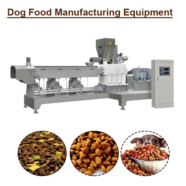 High Quality Smart Control Dog Food Manufacturing Equipment With High Efficiency #1 image