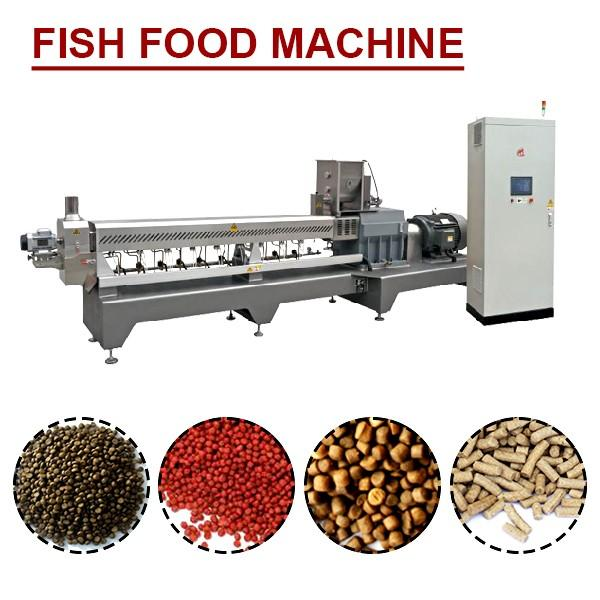 High Quality Easy Operation Floating Fish Feed Pellet Machine For Fish Food,Smart Control #1 image