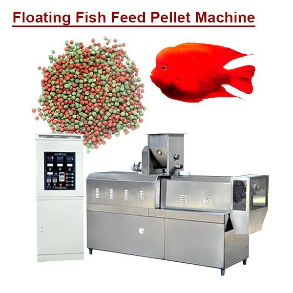 Automated Systems Easy Operation Floating Fish Feed Pellet Machine With Low Cost #1 image