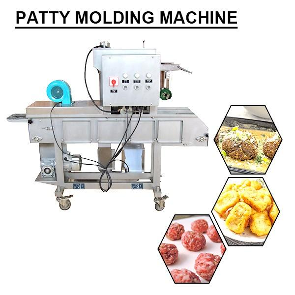 150kw Continuously Operated Patty Molding Machine With Better Price #1 image