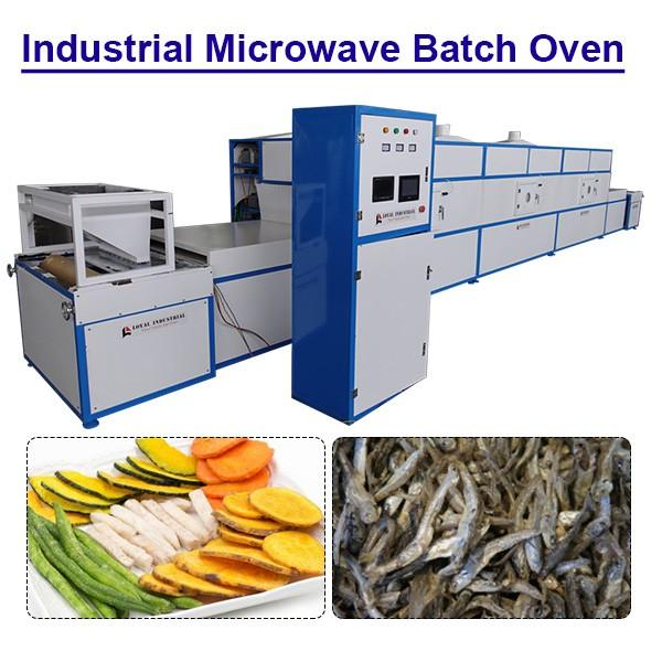 100kw Economic And Efficient Industrial Microwave Batch Oven,Easy Installed #1 image