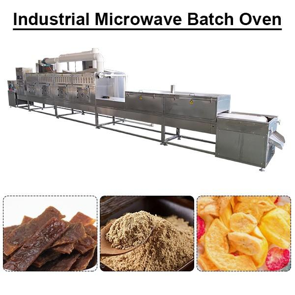 High Efficiency Multifunction Industrial Microwave Batch Oven With Low Malfunction Rate #1 image