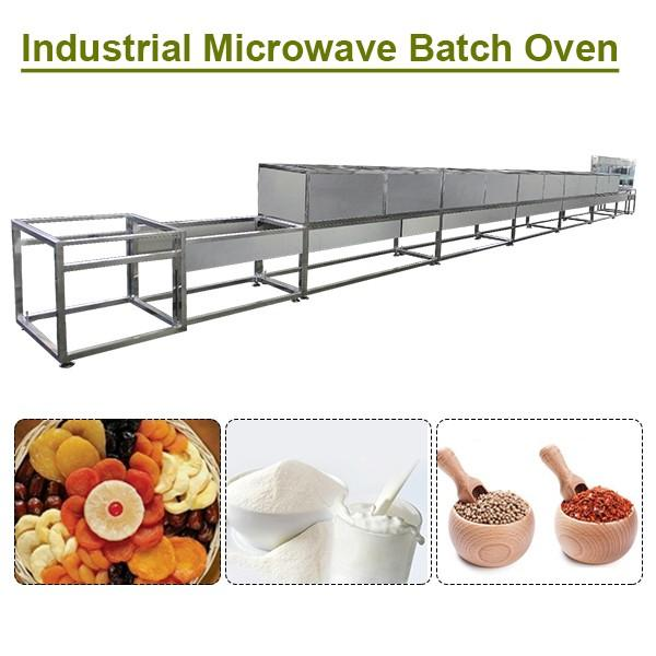 High Quality No Pollution Industrial Microwave Batch Oven With Long Performance #1 image