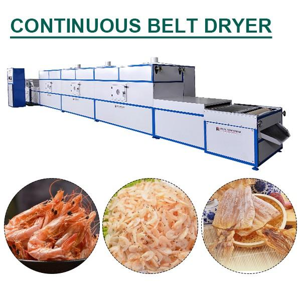Hot Sale Automatic Belt Dryer With Safety And Environment Protection #1 image