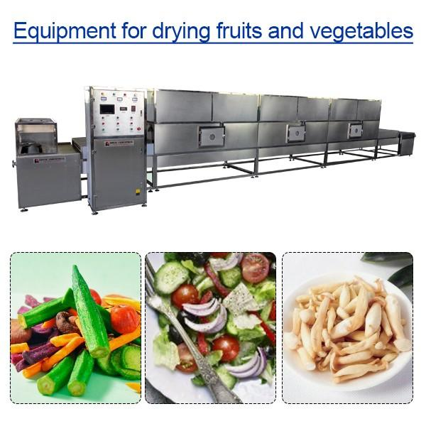380v/50hz Automated Systems Equipment For Drying Fruits And Vegetables,Low Noise #1 image