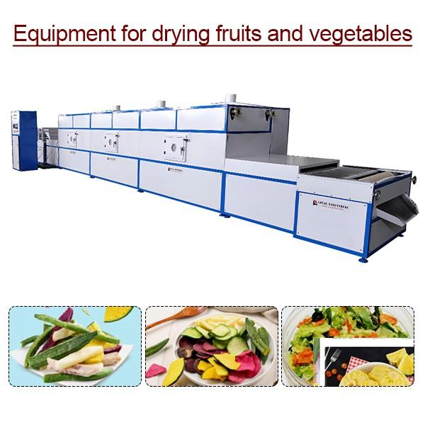 High Quality Adjustable Equipment For Drying Fruits And Vegetables With Low Consumption #1 image