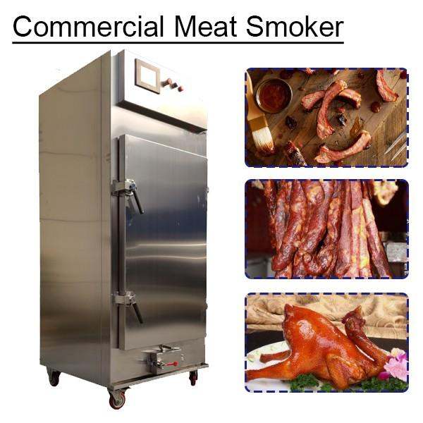 High Quality Stainless Steel Material Commercial Meat Smoker,Commercial Smokers For Restaurants #1 image