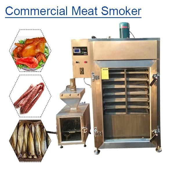 150kw  Stable Running Commercial Meat Smoker With Better Price #1 image