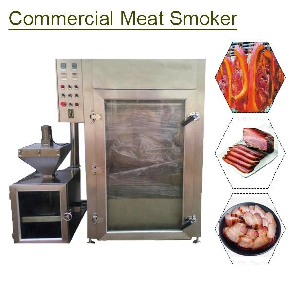 380v 50hz 3phase Multi-function Commercial Meat Smoker With Low Malfunction Rate #1 image