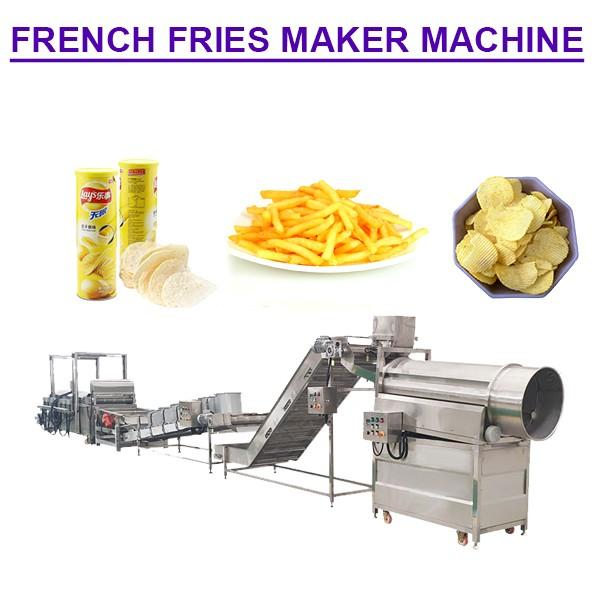 85kw Automatic Eco-friendly French Fries Maker Machine With Energy Saving #1 image