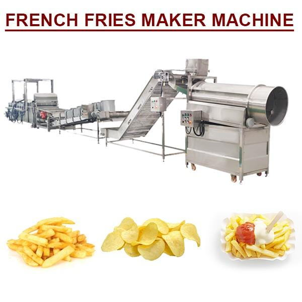 Ce Certification High Efficiency French Fries Maker Machine With Long Lifetime #1 image