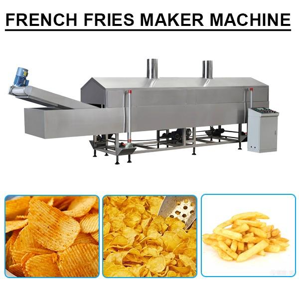 Full Automatic  French Fries Maker Machine With No Pollution,Noiseless Running #1 image